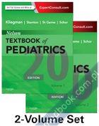 Nelson Textbook of Pediatrics, 2-Volume Set Robert M. Kliegman, Bonita M.D. Stanton, Joseph St. Geme, Nina F Schor, Richard E. Behrman 9781455775668