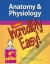 Anatomy & Physiology Made Incredibly Easy!  Lippincott 9781451147261