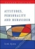 Attitudes, Personality and Behaviour I Ajzen 9780335217038