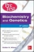 Biochemistry and Genetics Pretest Self-Assessment and Review 5/E Golder N. Wilson 9780071791441