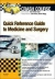 Crash Course: Quick Reference Guide to Medicine and Surgery Leonora Weil, Daniel Horton-Szar 9780723435532