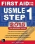 First Aid for the USMLE Step 1 2015 (Int'l Ed) Tao Le, Vikas Bhushan 9781259252914