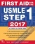 First Aid for the USMLE Step 1 2017 (Int'l Ed) Tao Le, Vikas Bhushan 9781259921599
