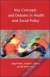 Key Concepts And Debates In Health And Social Policy Nigel Malin, Stephen Wilmot, Jill Manthorpe 9780335199051