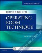 Berry & Kohn's Operating Room Technique Nancymarie Phillips 9780323399265