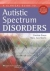 A Clinical Guide to Autistic Spectrum Disorders Patricia Evans, Mary Ann Morris 9781608312696