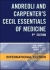 Andreoli and Carpenter's Cecil Essentials of Medicine, International Edition Ivor Benjamin, Robert C. Griggs, Edward J Wing 9780323296175
